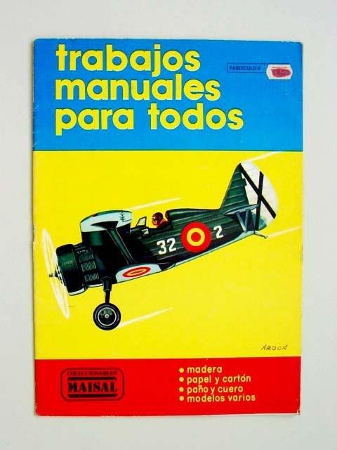 Planos para hacer aviones trabajos manuales para todos - Hacer trabajos manuales ...