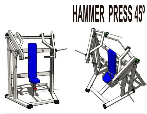 Planos para maquinas de gym gimnasio bs en for Maquinas para gym