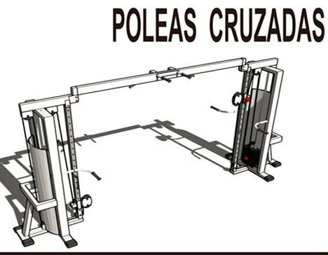 Planos para maquinas de gym gimnasio bs en - Mobiliario de gimnasio ...