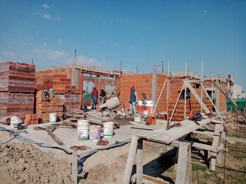 planos-proyecto-dirección y construcción en pilar-escobar