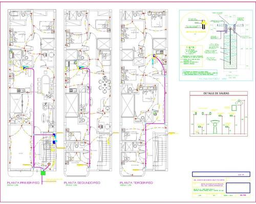 planos proyectos arquitectura tramites municipales