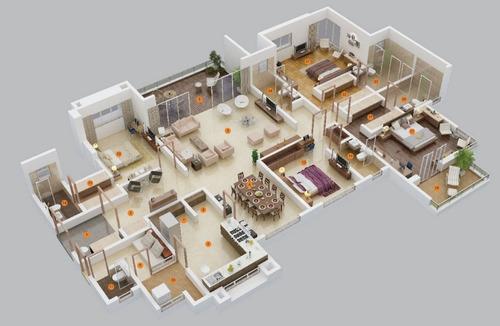 planos proyectos de arquitectura e ingeniería presupuestos