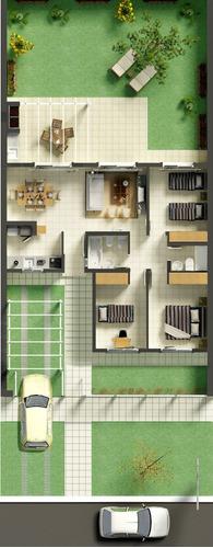 planos render anteproyecto documentacion arquitectura obra
