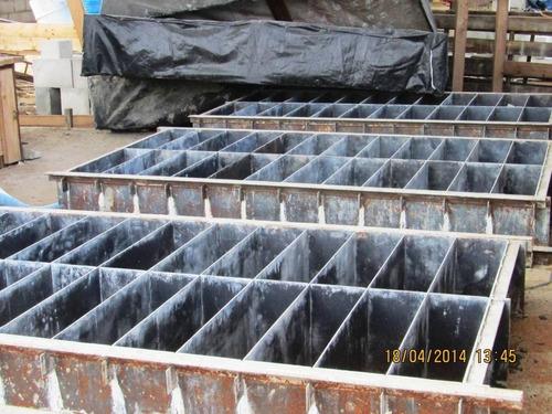 planos técnicos de moldes para bloques de concreto liviano