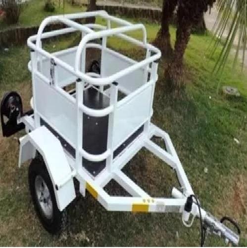planos trailers carretilla motociclet transporte bombona gas