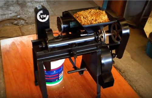 planos trilladora/morteadora de cafe pergamino, oro