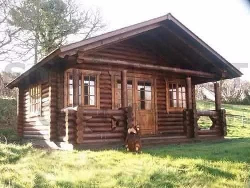 planos y dise os proyecto construye casas caba as madera On disenos de cabanas de madera