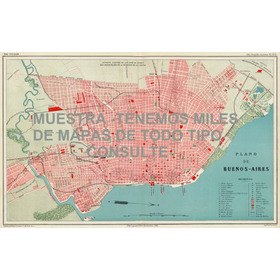 Planos Y Mapas Buenos Aires Y Mundo Consulte Antes Siempre