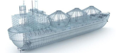 planos y proyectos - diseño naval y mecánico - 2d y 3d