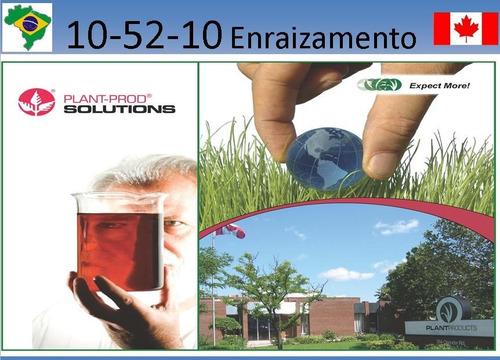 plant prod 10-52-10 enraizamento adubo fertilizante 500g