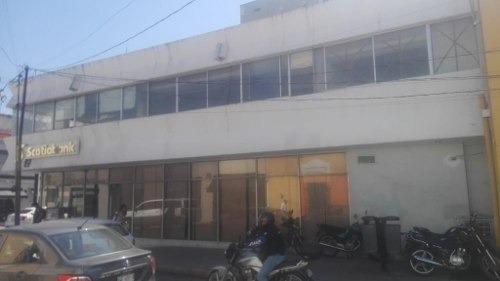 planta alta de edificio  en renta en  el corazón de la ciudad, excelente para oficina, comercio, ban