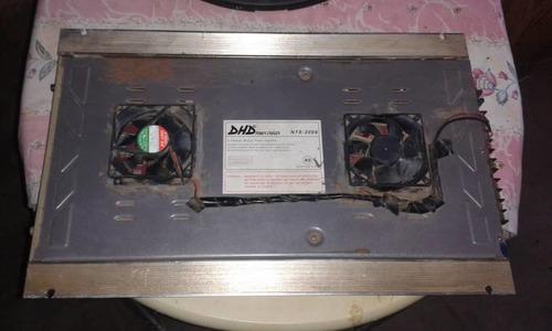 planta amplificador 2009 dhd 4 canales 1000 watts