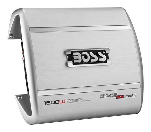 planta amplificador boss 1600w cxx1604 excelente precio!