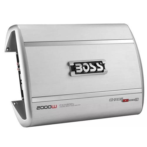planta amplificador carro boss chaos cxx 2004 2000w 4 ch