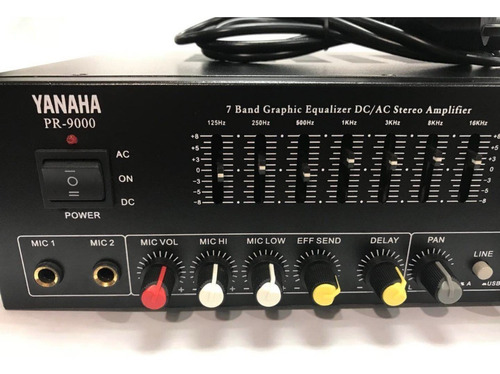 planta amplificador de sonido para casa fm usb aux