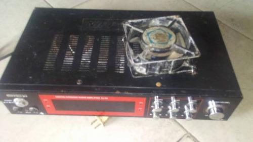planta amplificador  nippon dj 90.