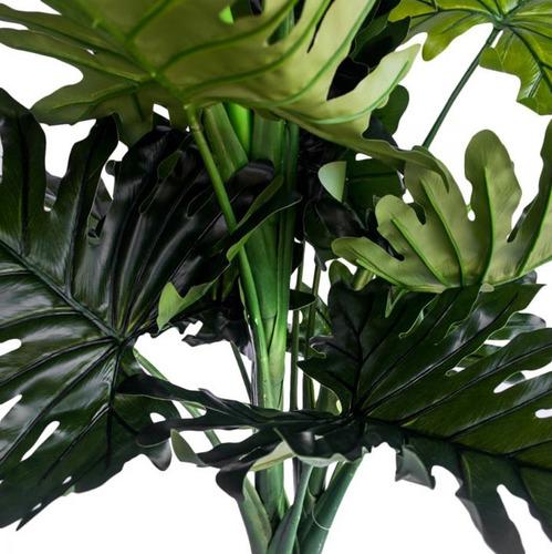 planta, árbol artificial philodendron accesorio diseño decoración hogar jardín interior