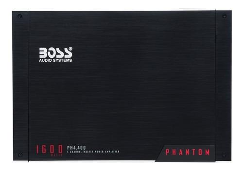 planta boss audio 1600 wts 4 canales somos tienda !! 120vdrs