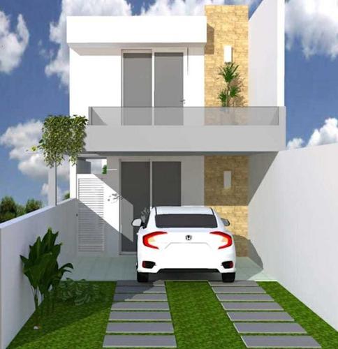 planta casas fachadas  (projeto arquitetônico + 3d)