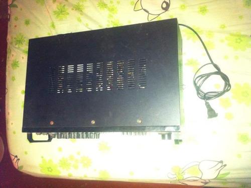 planta (casera) amplificador
