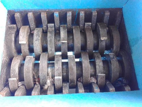 planta completa trituracion y reciclaje llantas
