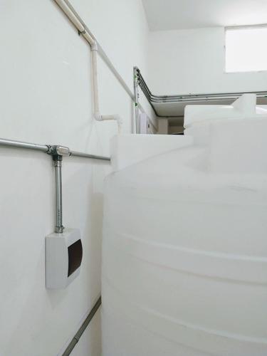 planta de agua para 500 garrafones mixta