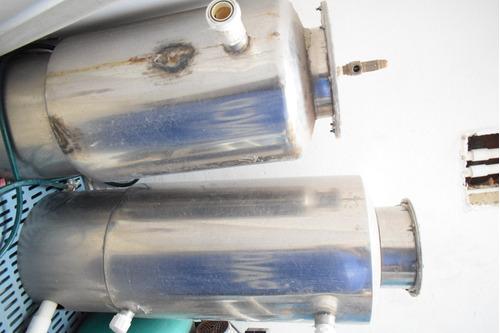 planta de agua purificadora
