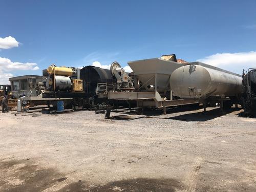 planta de asfalto 160 toneladas en venta en chihuahua