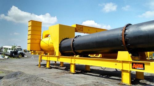 planta de asfalto adm capacidad 110 toneladas por hora