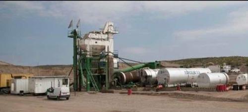 planta de asfalto barber greene ba1500 100tn/hora envios