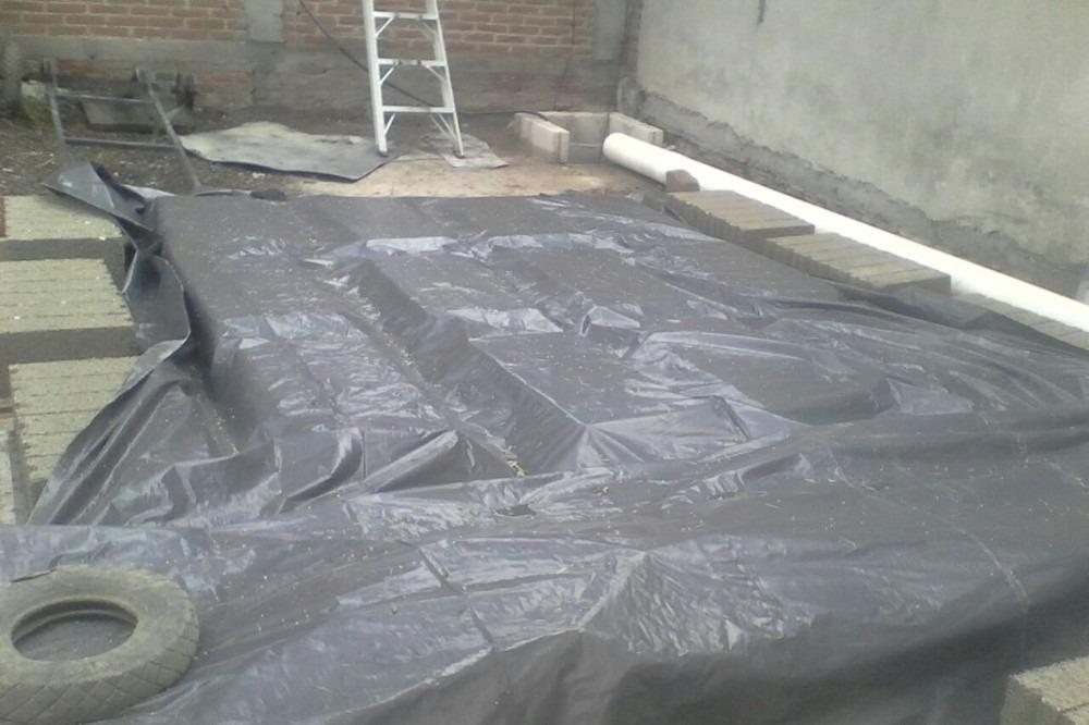 planta de block de concreto