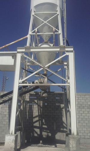 planta de concreto año 2009
