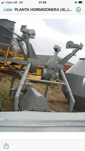 planta de hormigon 25m3 perfecto funcionamiento  maquinasjm