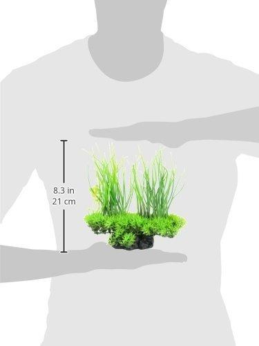 planta de jardin plástico emulational decorativo largo de l