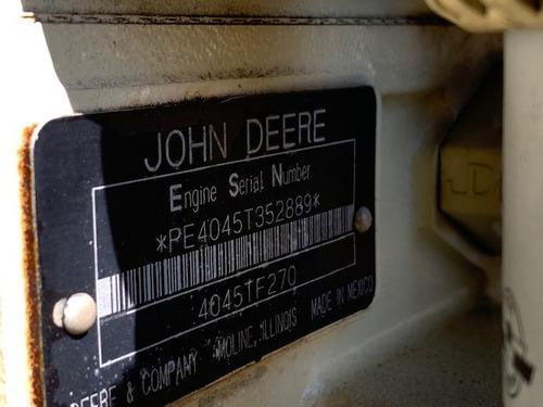 planta de luz 50 kw kohler, motor john deere
