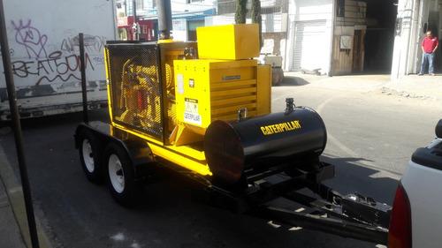 planta de luz caterpillar 100kw recien importada $155.000