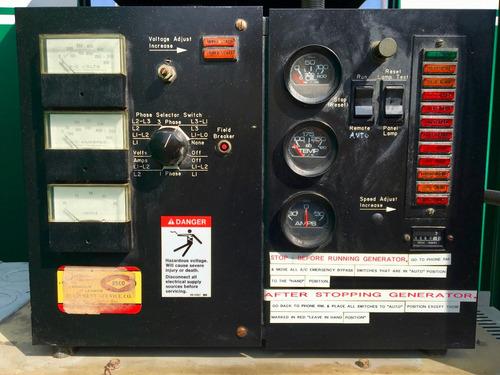 planta de luz cummins gas natural 250 kw