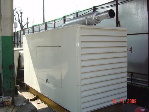 planta de luz de 320kw