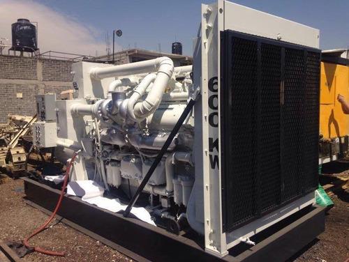 planta de luz de 600 kw em ditroit diesel 750 kva