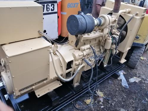 planta de luz de 80kva motor cummins 6 cilindros