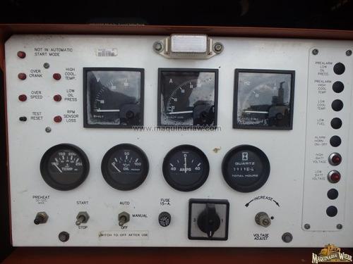 planta de luz diesel 18 kva 120-240 vol. mono 10228