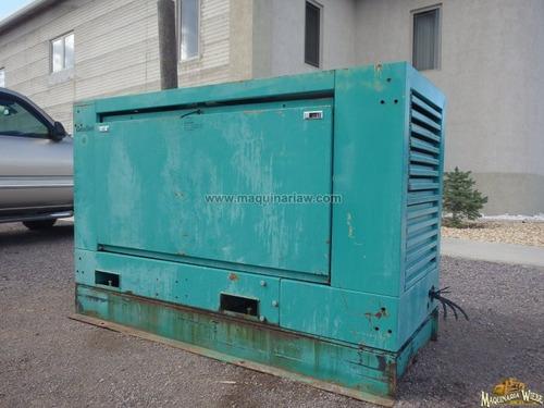 planta de luz diesel 50 kva 240 v. 9035
