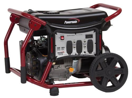 planta de luz generador 6875 watts moreci  powermate