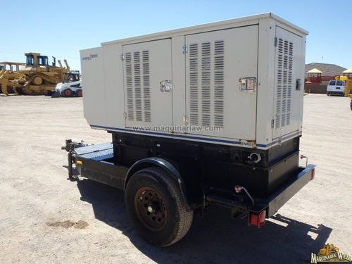 planta de luz generador a diesel de 18 kva 120-240 vol.
