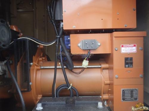 planta de luz generador de 18 kva a diesel 120-240 vol. mono