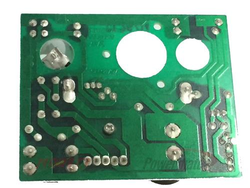 planta de luz generador regulador avr coleman vertex