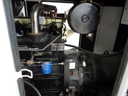 planta de luz / generador zakka 40 kw 127/220 v nueva
