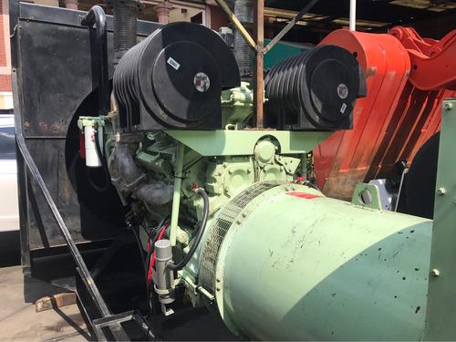 planta de luz igsa 600 kw 750 kva detroit marathon