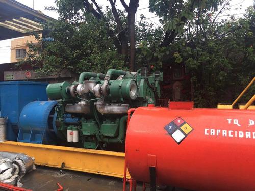 planta de luz igsa 700kw 12 cilindros generador lima 875kva