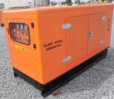 planta de luz y emergencia 30 kw 45 kva nuevo diesel